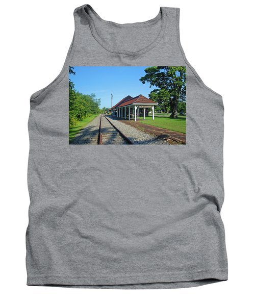 Orchard Park 1004 Tank Top