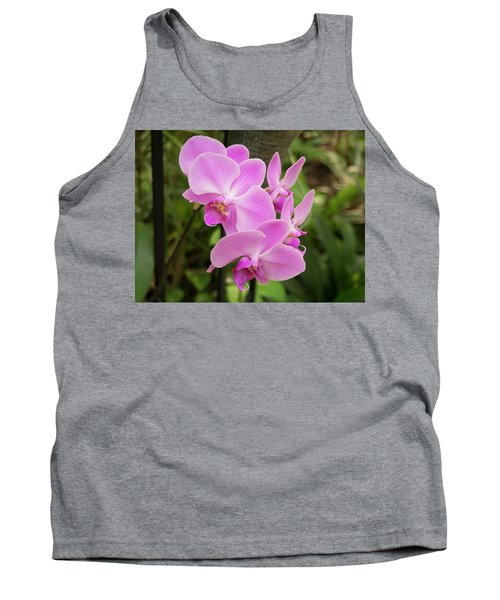 Orchid #6 Tank Top