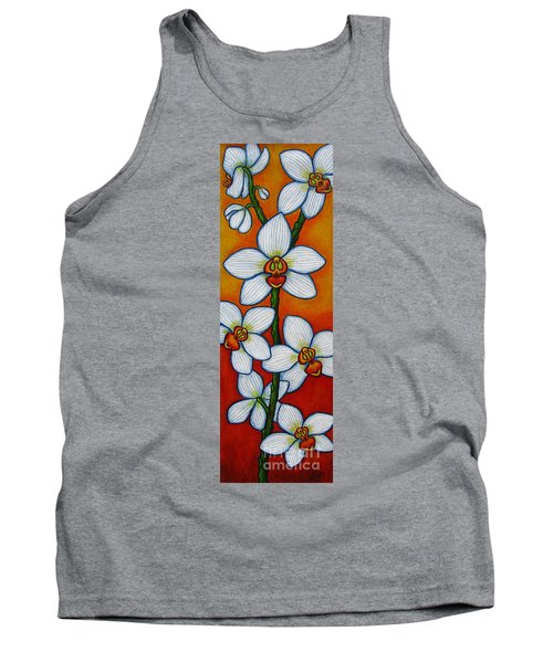 Orchid Oasis Tank Top
