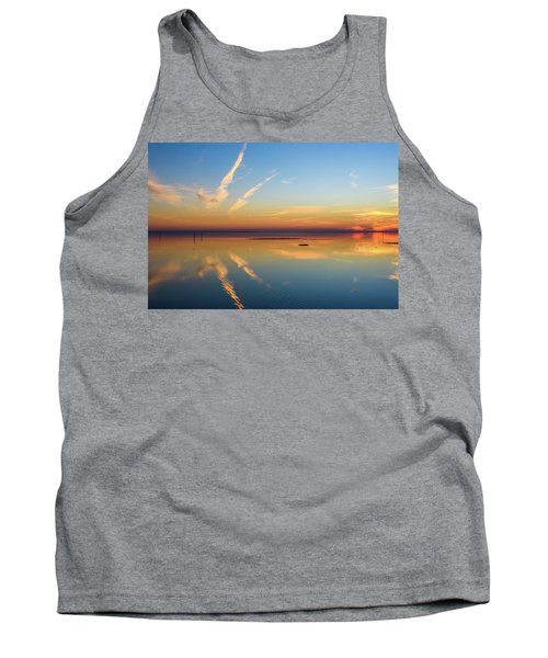 Or'dinaire Tank Top by Thierry Bouriat