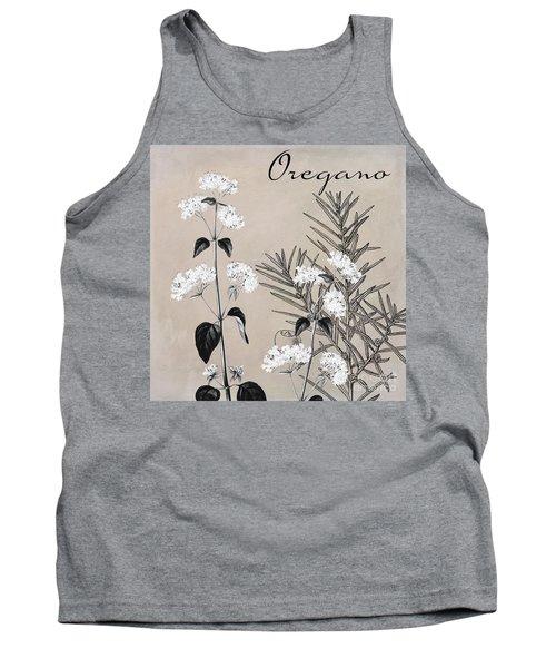 Oregano Flowering Herb Tank Top