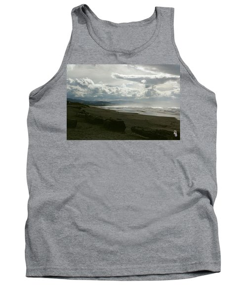 Oregon Coast 10 Tank Top