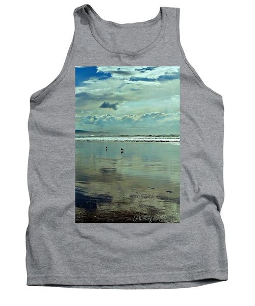 Oregon Coast 6 Tank Top