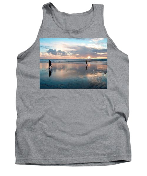 Oregon Coast 7 Tank Top