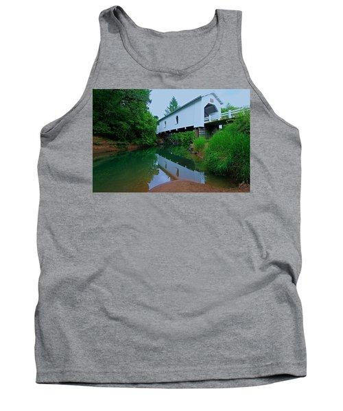 Oregon Covered Bridge Tank Top
