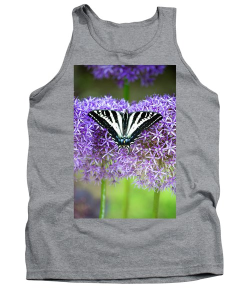 Tank Top featuring the photograph Oregon Swallowtail by Bonnie Bruno