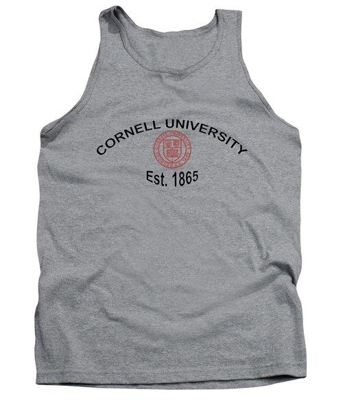 ornell University Est 1865 Tank Top