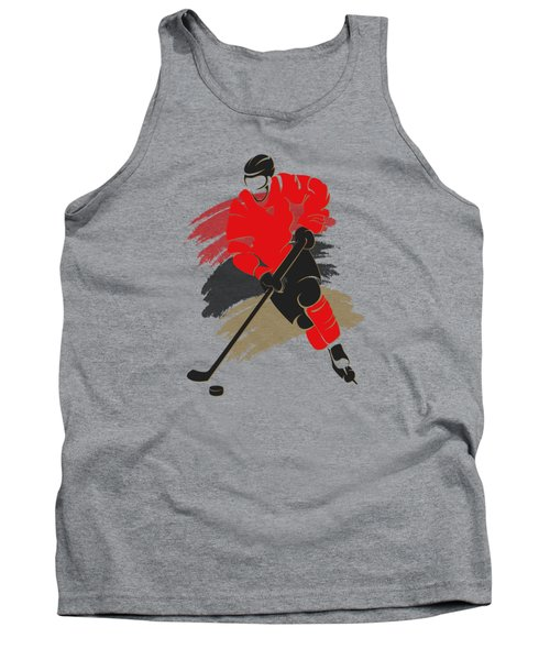 Ottawa Senators Player Shirt Tank Top