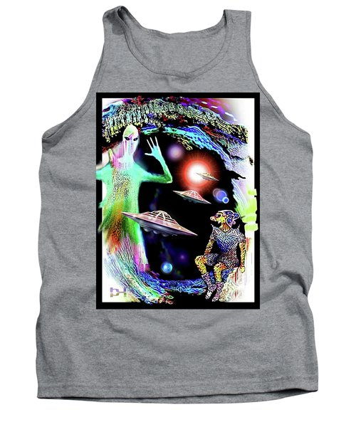 Our Fellow Space Citizens Tank Top