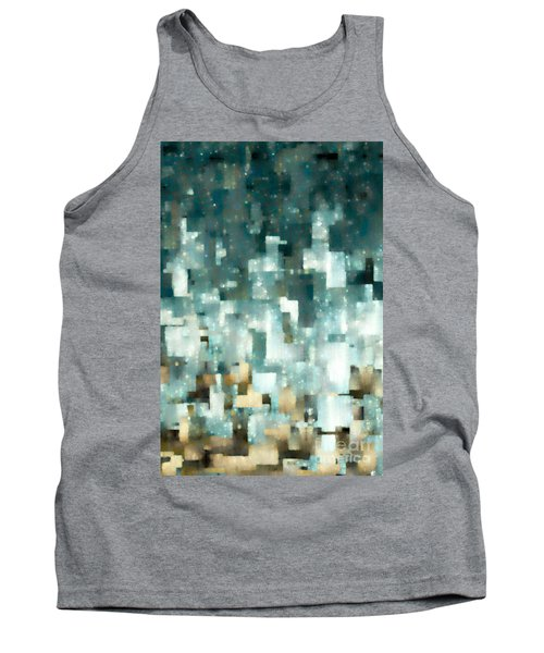 Our Inheritance In Christ. Ephesians 1 14 Tank Top by Mark Lawrence