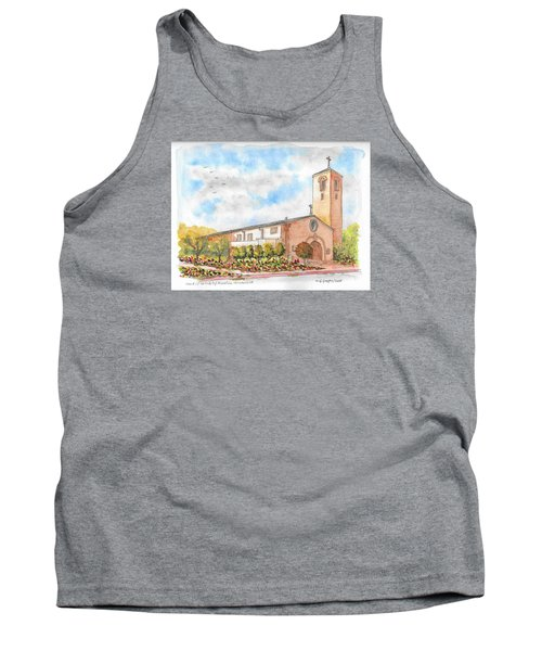 Our Lady Of Assumption Catholic Church, Claremont, California Tank Top