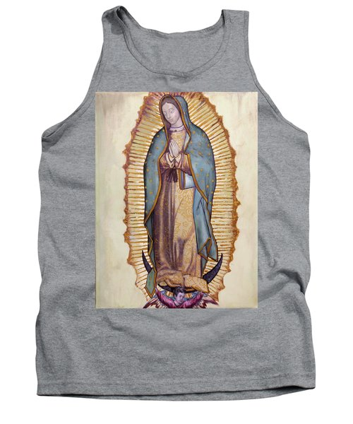 Our Lady Of Guadalupe Tank Top