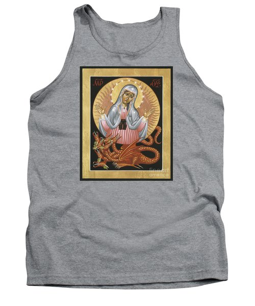 Our Lady Of The Apocalypse 011 Tank Top