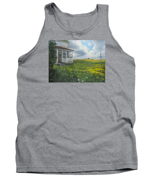 Out Back Tank Top
