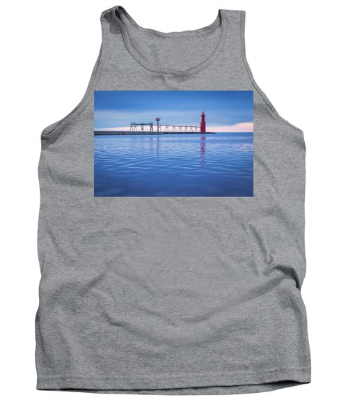 Tank Top featuring the photograph Out Of The Blue by Bill Pevlor
