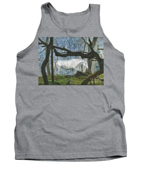 Out Of The Shadows Tank Top