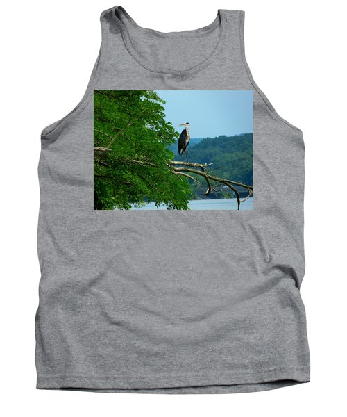 Out On A Limb Tank Top by Donald C Morgan
