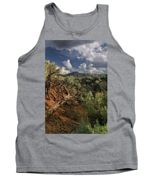 Out On The Mesa 2 Tank Top
