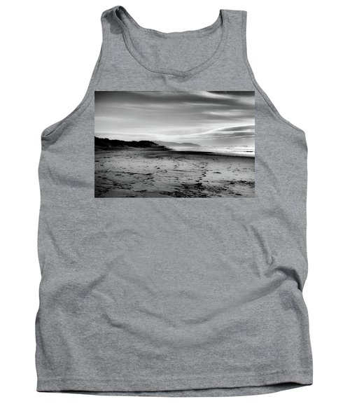 Outer Sunset Ocean Beach San Francisco Tank Top by Kandy Hurley