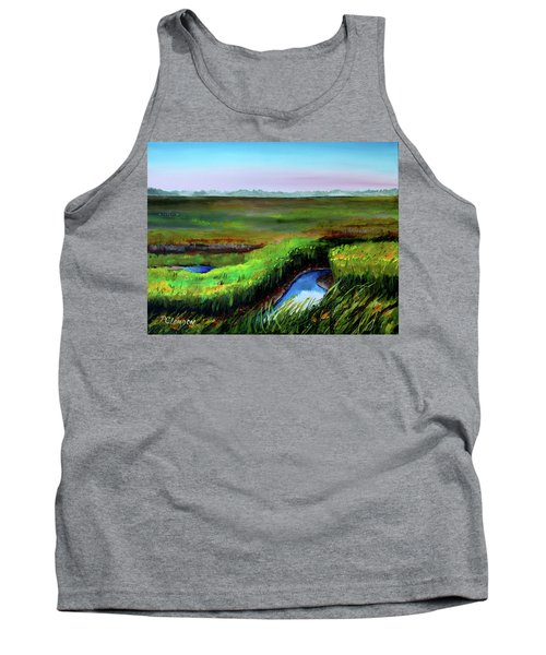 Outgoing Tide Tank Top