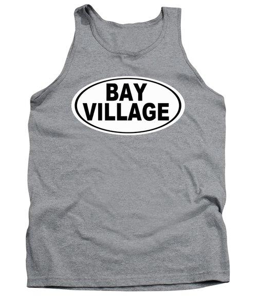 Oval Bay Village Ohio Home Pride Tank Top