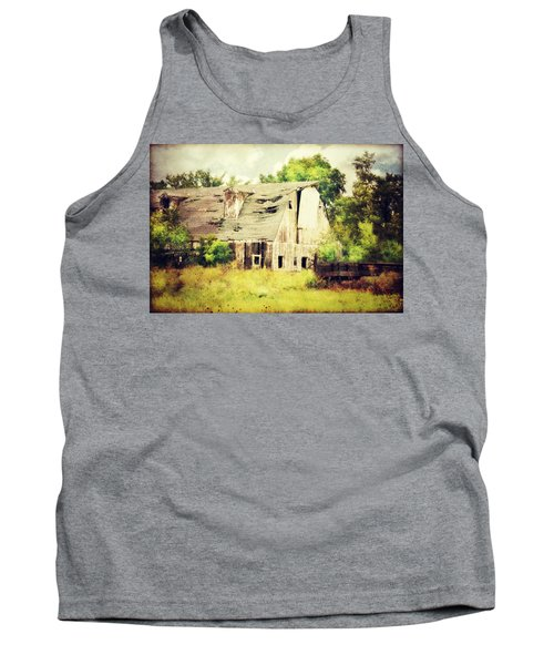 Tank Top featuring the photograph Over Grown by Julie Hamilton