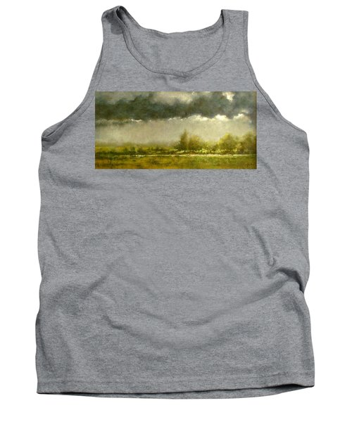 Overcast Day At The Refuge Tank Top