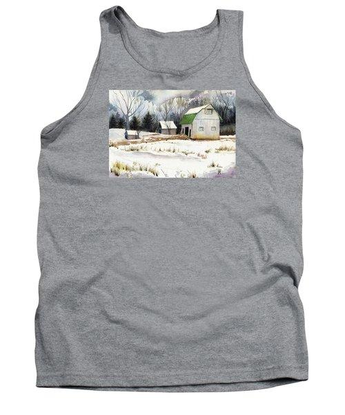 Owen County Winter Tank Top