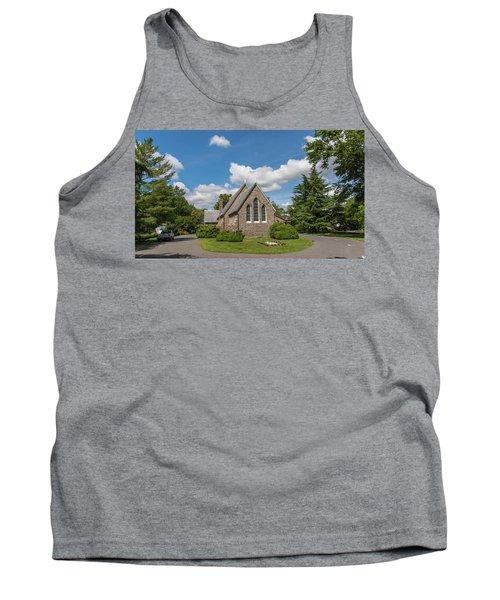 Oxford Church Tank Top