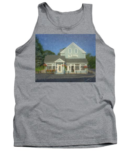 Oxford Cleaners Tank Top