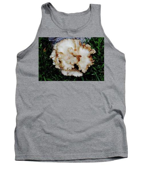 Oyster Mushroom Tank Top