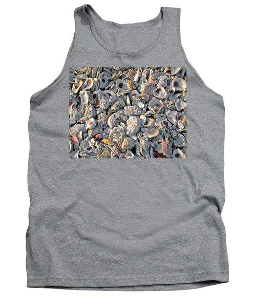 Oysters Shells Tank Top
