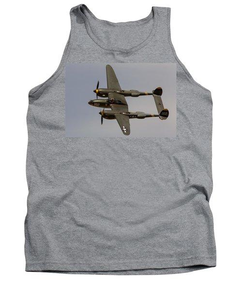 P-38 Skidoo Tank Top
