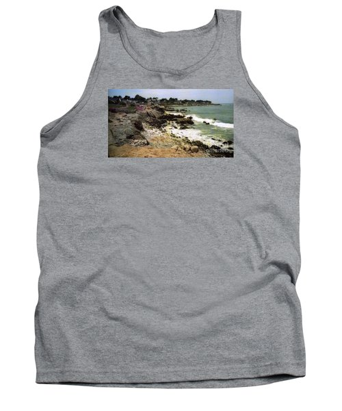 Pacific California Coast Beach Tank Top
