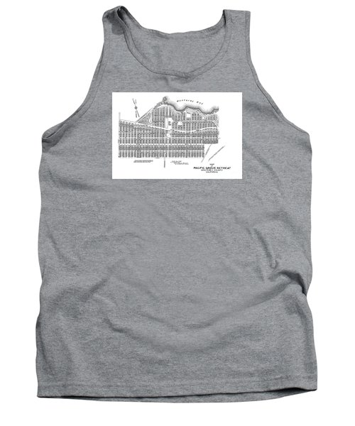 Pacific Grove May 7 1887 Tank Top