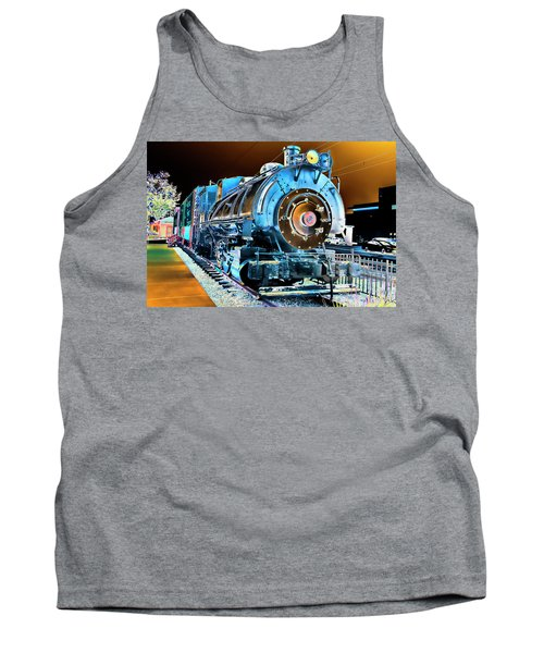 Pacific Southwest Railway And Meseum Tank Top