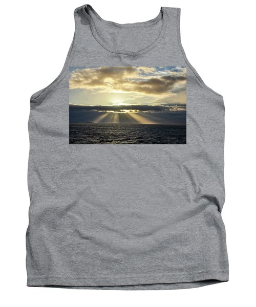 Pacific Sunset Tank Top