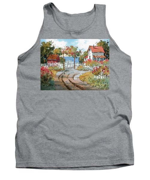 Pacific View Tank Top
