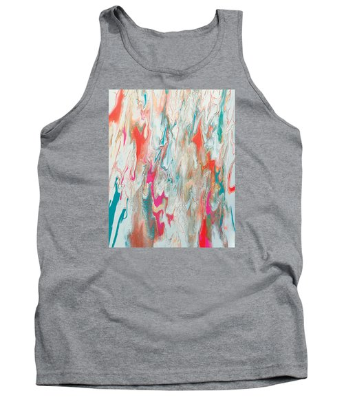 Pacin The Cage Tank Top