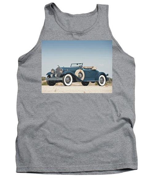 Packard Eight Tank Top