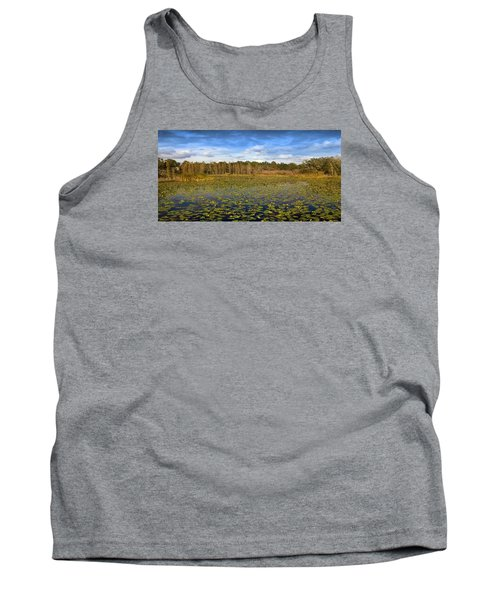 Pad City Tank Top by Steve Sperry