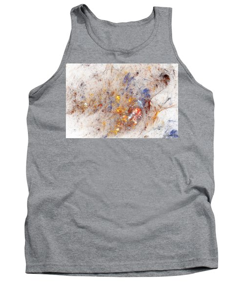 Paean To Pollack Tank Top