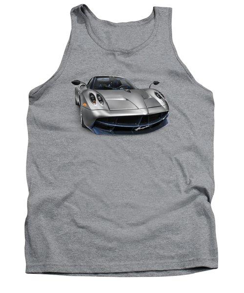 Pagani Huayra Exotic Sports Car Tank Top