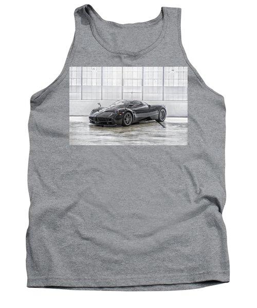 Pagani Huayra Tank Top