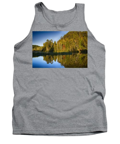 Paint River Tank Top