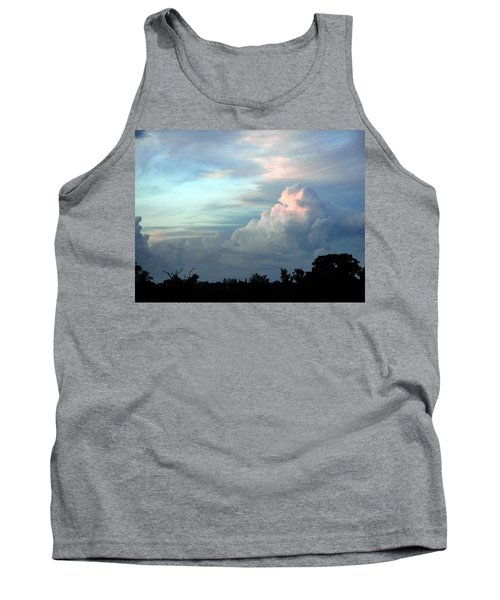 Painted By Nature Tank Top