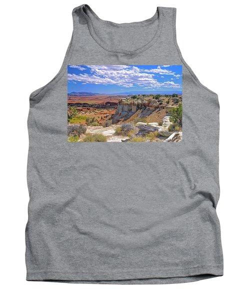 Painted Desert Of Utah Tank Top