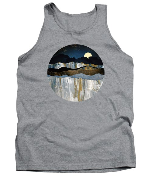 Painted Mountains Tank Top