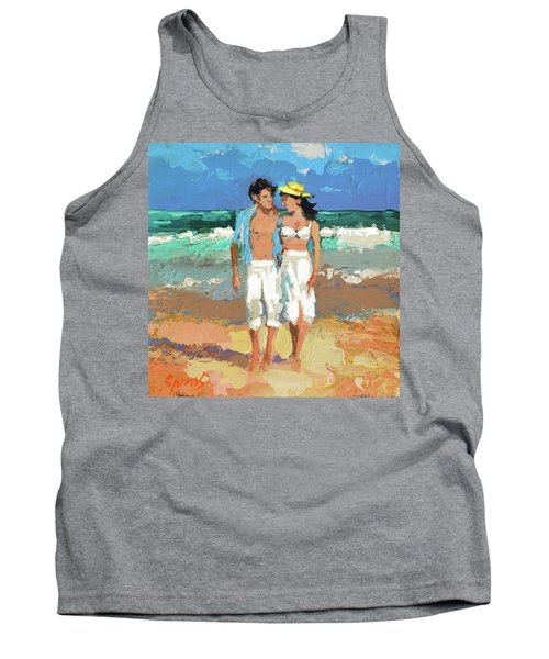 Pair By The Sea Tank Top
