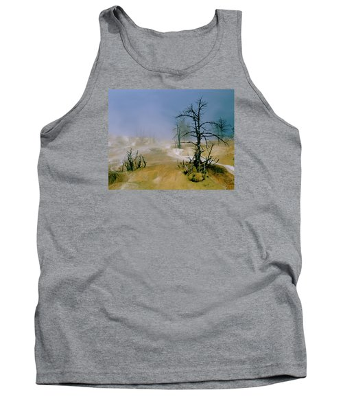 Palette Spring Tank Top by Ed  Riche